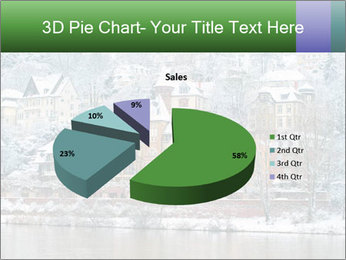 Traditional mansions PowerPoint Templates - Slide 35