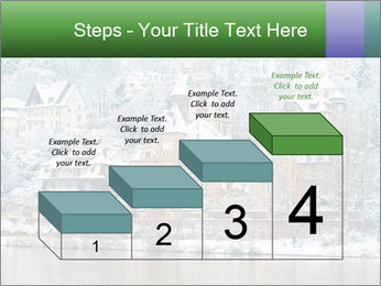 Traditional mansions PowerPoint Templates - Slide 64