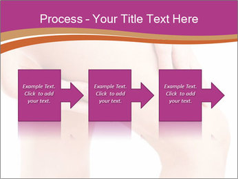 Young woman PowerPoint Template - Slide 88