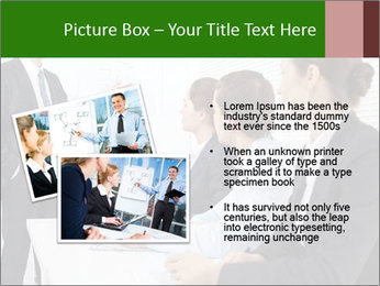 Three businesspeople PowerPoint Template - Slide 20