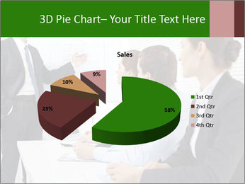 Three businesspeople PowerPoint Template - Slide 35