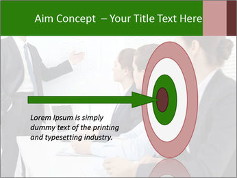 Three businesspeople PowerPoint Template - Slide 83