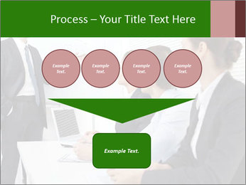 Three businesspeople PowerPoint Template - Slide 93