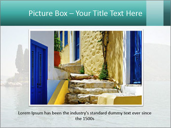 Floating Church PowerPoint Template - Slide 15