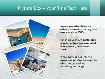 Floating Church PowerPoint Template - Slide 23