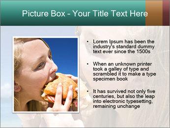 Bread roll PowerPoint Templates - Slide 13