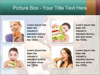 Bread roll PowerPoint Templates - Slide 14