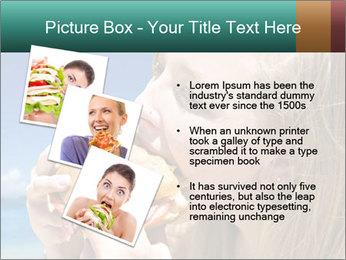 Bread roll PowerPoint Templates - Slide 17