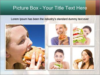 Bread roll PowerPoint Templates - Slide 19
