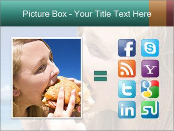 Bread roll PowerPoint Templates - Slide 21