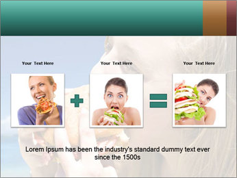 Bread roll PowerPoint Templates - Slide 22