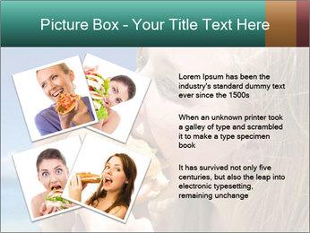 Bread roll PowerPoint Templates - Slide 23