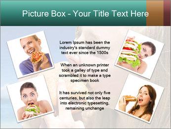 Bread roll PowerPoint Templates - Slide 24