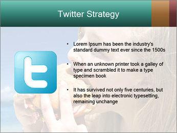 Bread roll PowerPoint Templates - Slide 9