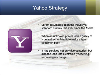 Old magazines PowerPoint Template - Slide 11