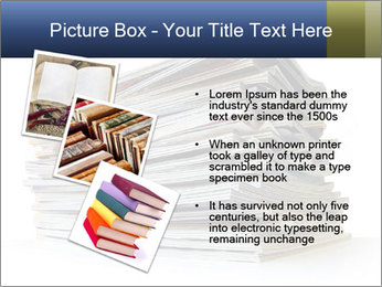 Old magazines PowerPoint Template - Slide 17