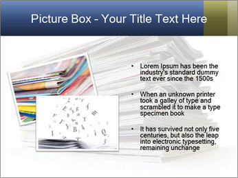 Old magazines PowerPoint Template - Slide 20