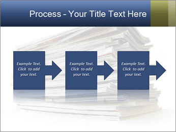 Old magazines PowerPoint Template - Slide 88