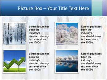 Winter PowerPoint Template - Slide 14