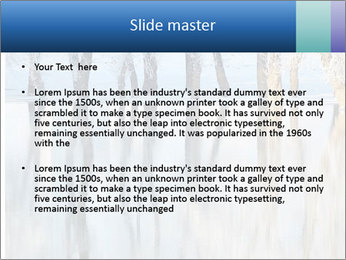Winter PowerPoint Template - Slide 2