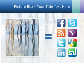 Winter PowerPoint Template - Slide 21