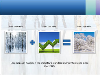 Winter PowerPoint Template - Slide 22
