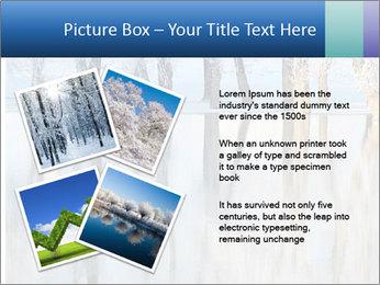 Winter PowerPoint Template - Slide 23