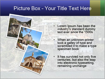 Holy monastery of Athos PowerPoint Templates - Slide 17