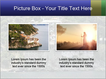 Holy monastery of Athos PowerPoint Templates - Slide 18