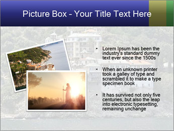 Holy monastery of Athos PowerPoint Templates - Slide 20