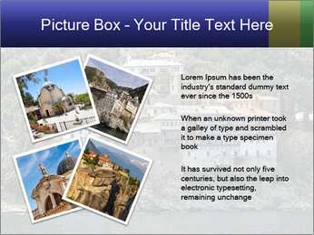 Holy monastery of Athos PowerPoint Templates - Slide 23