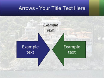Holy monastery of Athos PowerPoint Templates - Slide 90
