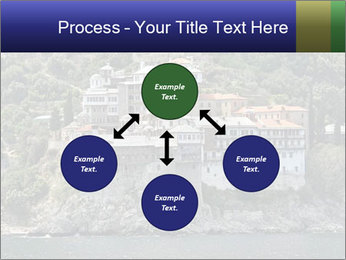 Holy monastery of Athos PowerPoint Templates - Slide 91