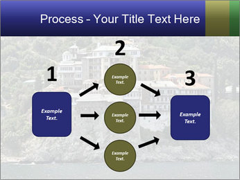 Holy monastery of Athos PowerPoint Templates - Slide 92