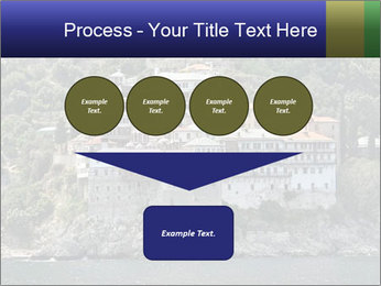 Holy monastery of Athos PowerPoint Templates - Slide 93