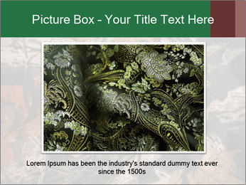 Camouflage PowerPoint Template - Slide 15