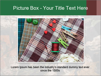 Camouflage PowerPoint Template - Slide 16