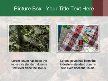 Camouflage PowerPoint Template - Slide 18