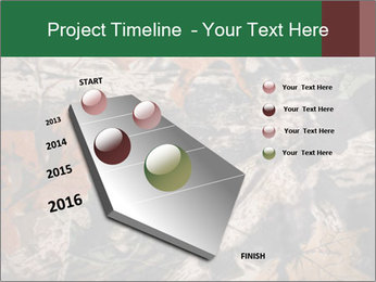 Camouflage PowerPoint Template - Slide 26