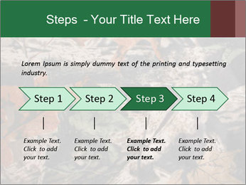 Camouflage PowerPoint Template - Slide 4
