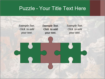 Camouflage PowerPoint Template - Slide 42