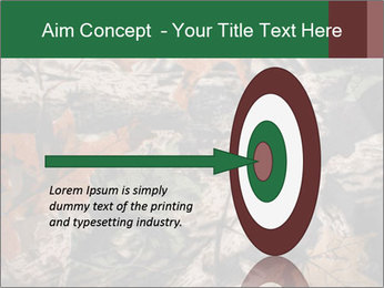 Camouflage PowerPoint Template - Slide 83