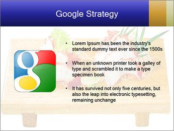 Japanese menu PowerPoint Template - Slide 10