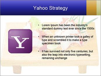 Japanese menu PowerPoint Template - Slide 11