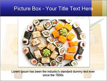 Japanese menu PowerPoint Template - Slide 15