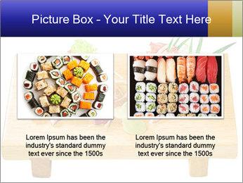 Japanese menu PowerPoint Template - Slide 18