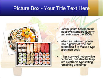 Japanese menu PowerPoint Template - Slide 20