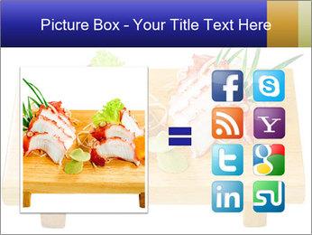 Japanese menu PowerPoint Template - Slide 21