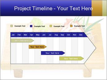 Japanese menu PowerPoint Template - Slide 25