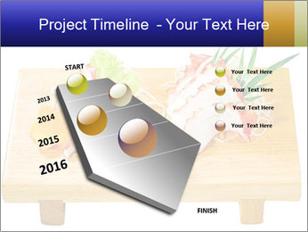 Japanese menu PowerPoint Template - Slide 26